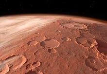 八大行星火星