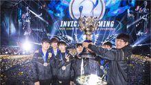 IG夺得2018全球总决赛冠军