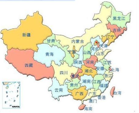 山东在中国的什么位置,快来了解一下吧!