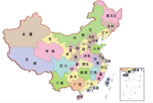 甘肃省会是哪个城市?甘肃省离哪个省最近